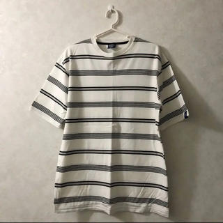 クルー(CRU)のCRU Tシャツ ストライプ(Tシャツ/カットソー(半袖/袖なし))