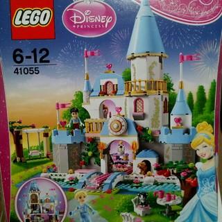 ディズニー(Disney)のLEGO シンデレラ城(積み木/ブロック)