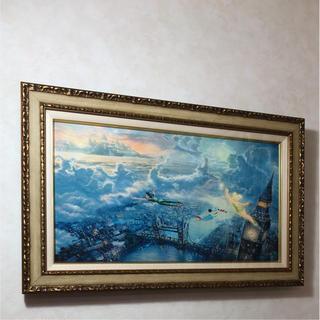 「ティンカーベル&ピーターパン/ネバーランドを飛ぶ」 ディズニー 絵画