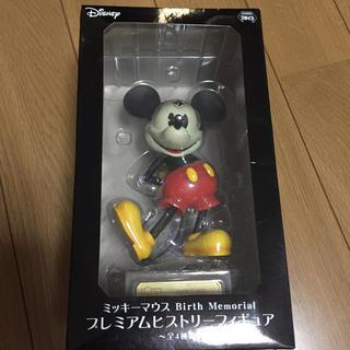 ディズニー(Disney)の新品未使用‼︎ ディズニー ミッキーマウス プレミアムヒストリーフィギュア(アニメ/ゲーム)