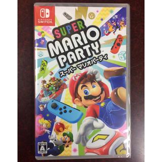 Nintendo Switch - 新品 スーパーマリオパーティー