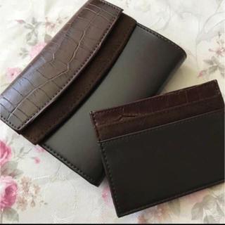 新品未使用/アン クライン(ANNE  KLEIN)折財布