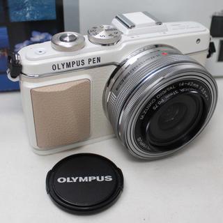 オリンパス(OLYMPUS)の❤️Wi-Fi❤️オリンパス PL7 ミラーレスカメラ(ミラーレス一眼)