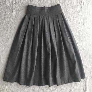 カトー(KATO`)のグランマママドーター プリーツスカート 0(ロングスカート)