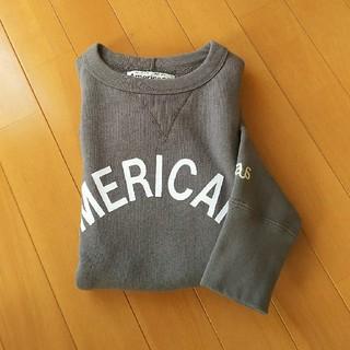 アメリカーナ(AMERICANA)の新品✨アメリカーナ  スウェット(トレーナー/スウェット)