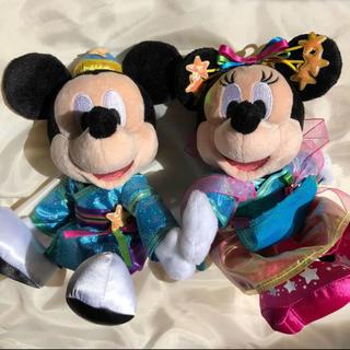 ディズニー(Disney)のディズニー 七夕Days 2016 ぬいぐるみ(ぬいぐるみ)