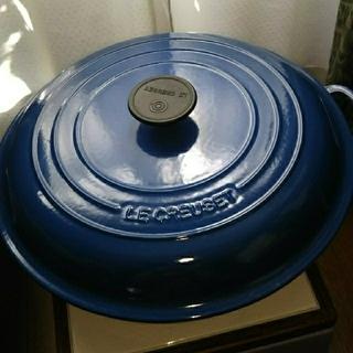 ルクルーゼ(LE CREUSET)のル・クルーゼ30新品未使用(鍋/フライパン)
