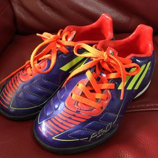 アディダス(adidas)のadidas.トレシュー.17センチ(スニーカー)