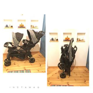 ベビートレンド(Baby Trend)のベビーカー 2人乗り(ベビーカー/バギー)