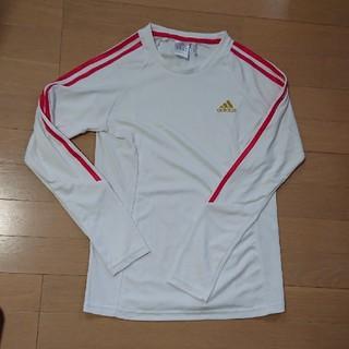 アディダス(adidas)の新品 未使用 adidas アディダス Tシャツ ロンT L(Tシャツ(長袖/七分))