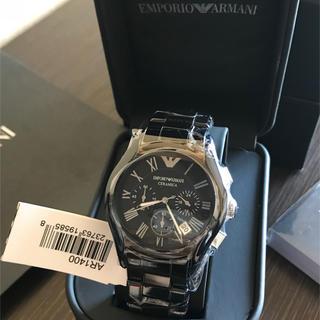 エンポリオアルマーニ(Emporio Armani)のエンポリオ・アルマーニ EMPORIO ARMANI 腕時計  AR1400(腕時計(アナログ))