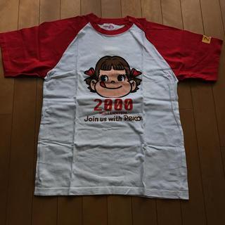 フジヤ(不二家)の2000ミレニアム ペコちゃんTシャツ(Tシャツ(半袖/袖なし))