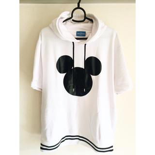 ディズニー(Disney)のDisney 半袖パーカー (パーカー)