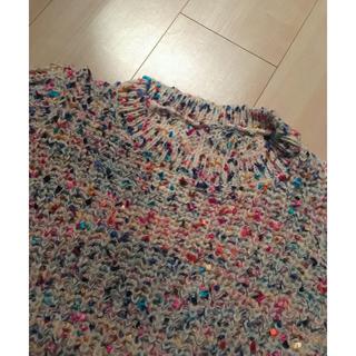 サンタモニカ(Santa Monica)のVintage❤️Candy Knit(ニット/セーター)