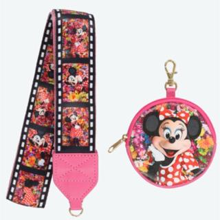 ディズニー(Disney)のミニー 実写 カメラストラップ(その他)