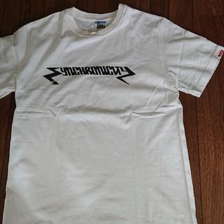 シンクロニシティ(synchronicity)のシンクロニシティ  手摺プリント Tee❗(Tシャツ/カットソー(半袖/袖なし))