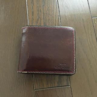 テットオム(TETE HOMME)の財布(折り財布)