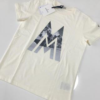 モンクレール(MONCLER)の新作 モンクレールキッズ 12A カットソーTシャツ(Tシャツ(半袖/袖なし))