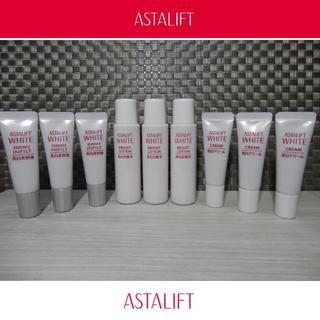 アスタリフト(ASTALIFT)のアスタリフト ホワイトブライトローション+ホワイトクリーム+美白美容液(美容液)