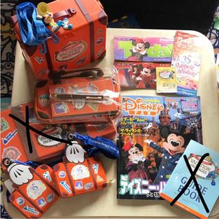 ディズニー(Disney)のディズニー35周年★バケーションパッケージセット(^^)(ノベルティグッズ)