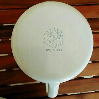 ノダホーロー(野田琺瑯)の月兎 スリムポット 1.2リットル(調理道具/製菓道具)