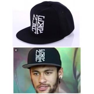 3個のみ!限定価格★ネイマールcap《ホワイト》野球帽 サッカー キャップ 新品(キャップ)