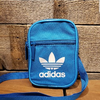 アディダス(adidas)のadidas Originals★新品・正規品★ POUCH・blue(ショルダーバッグ)