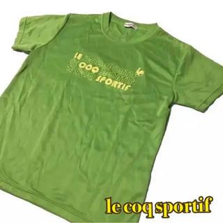 ルコックスポルティフ(le coq sportif)のデサント【le coq sportif】ルコック Tシャツ ヨガ 綺麗色(ヨガ)