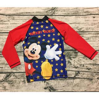 ディズニー(Disney)のDisney ラッシュガード size100(水着)