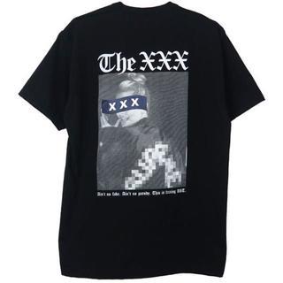 ジィヒステリックトリプルエックス(Thee Hysteric XXX)の新作 新品 GOD SELECTION XXX ブラック XL(Tシャツ/カットソー(半袖/袖なし))