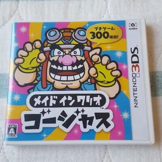 ニンテンドー3DS(ニンテンドー3DS)のメイドインワリオ ゴージャス 3DS(携帯用ゲームソフト)
