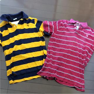 アバクロンビーアンドフィッチ(Abercrombie&Fitch)のアバクロ ポロシャツ XL 2点(ポロシャツ)