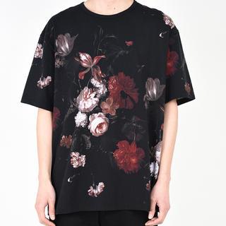 ラッドミュージシャン(LAD MUSICIAN)のLAD MUSICIAN 花柄Tシャツ(Tシャツ/カットソー(半袖/袖なし))
