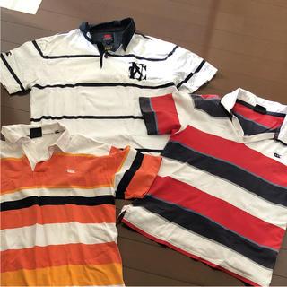 カンタベリー(CANTERBURY)のカンターベリー ポロシャツ XL 3点(ポロシャツ)