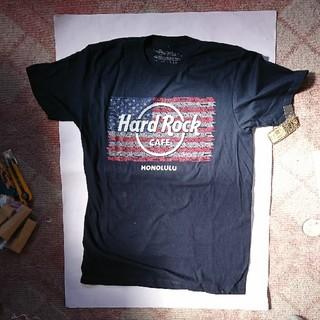 [新品]ハードロックカフェホノルルTシャツ(Tシャツ/カットソー(半袖/袖なし))