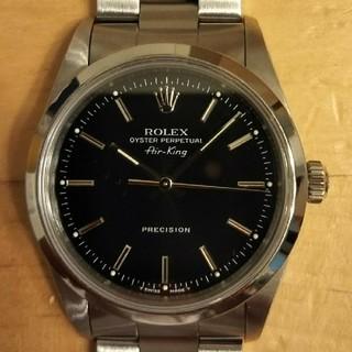ロレックス(ROLEX)のロレックス エアキング 本日限定価格(腕時計(アナログ))