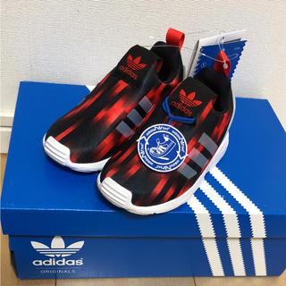 アディダス(adidas)の大人気 アディダス スリッポン スニーカー キッズ レア adidas(スニーカー)
