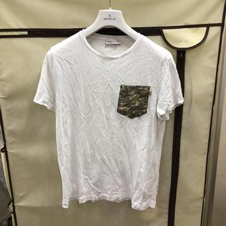 モンクレール(MONCLER)のMONCLER Tシャツ(Tシャツ/カットソー(半袖/袖なし))