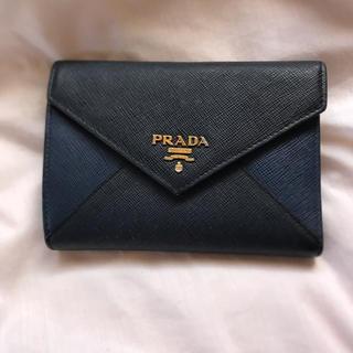 プラダ(PRADA)のPRADA  ミニ財布(財布)