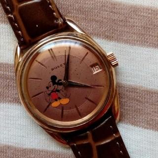 ロレックス(ROLEX)の希少ロレックス、スモセコ18金(腕時計(アナログ))
