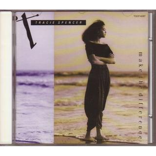 Tracie Spencer Make the Difference(R&B/ソウル)