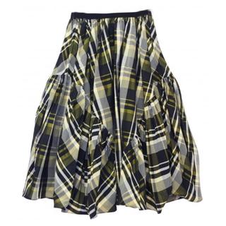ハニーミーハニー(Honey mi Honey)のHoney mi Honey taffeta skirt(ロングスカート)
