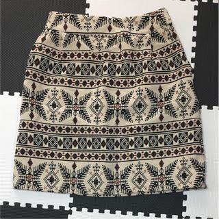 アロー(ARROW)のARROWスカート(ひざ丈スカート)