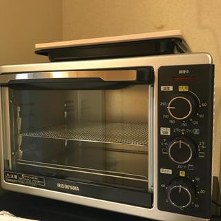 アイリスオーヤマ(アイリスオーヤマ)のオーブン 新品 未使用(調理機器)