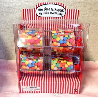 キャンディーコンテナ ボックス(ウェルカムボード)