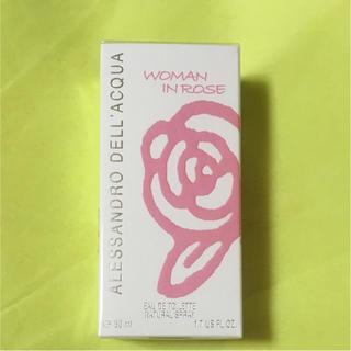 アレッサンドロデラクア(Alessandro Dell'Acqua)のALESSANDRO DELL'ACQOA WOMAN IN ROSE(香水(女性用))