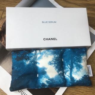 シャネル(CHANEL)のシャネル ブルーセラム アイマクラ 正規非売品 箱付き(その他)