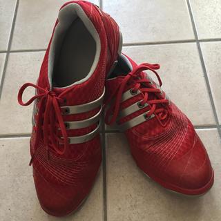 アディダス(adidas)のゴルフシューズ  アディダス26.5cm(シューズ)