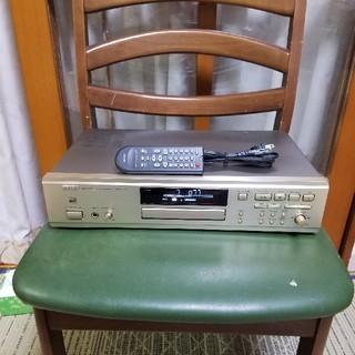 デノン(DENON)の15年完動超美品!録音/再生OK!DENON CDレコーダーCDR-1000(その他)