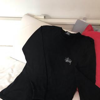 ステューシー(STUSSY)のTシャツ   STUSSY   メンズ長袖(Tシャツ/カットソー(七分/長袖))